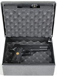Fort Knox FTK-PB Pistol Box Handgun Safe Review