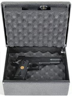Fort Knox FTK-PB Pistol Box Handgun Safe (B004H6MKI8