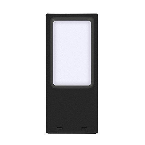alloet 144 LED Solar Wall Light Body Response Lamp Outdoor Waterproof Garden Light by alloet