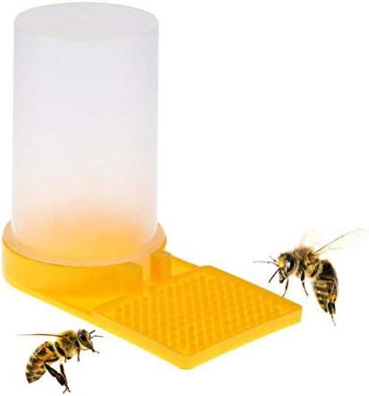 Gutyan Bienen Wasser Feeder Flüssigkeit Fütterungsanlage Wasserspender Kunststoff Bienenzucht Werkzeug