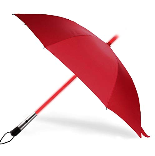Lightsaber Umbrella LED Light Up Golf Umbrellas - Umbrella Windproof