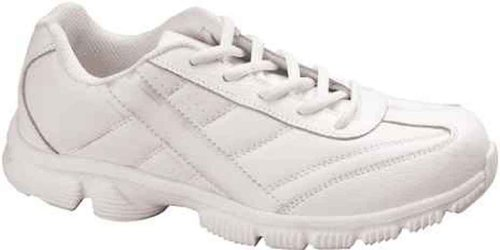 SUCCESS Leather Athletic White Women's Shoe Cherokee dqYPgd