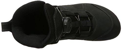 ECCO Biom Hike, Scarpe da Arrampicata Alta Uomo Nero (Black/Black)
