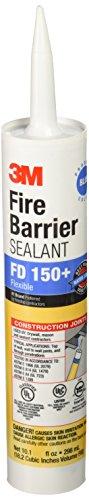 3M Fire Barrier Sealant FD 150+ Blue, 10.1 fl. oz., - Fd Blue