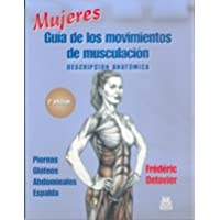 Mujeres: Guía de los movimientos de musculación. Descripción anatómica