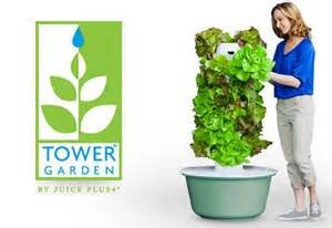 Good Juice Plus Tower Garden