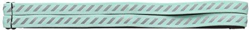 (Under Armour Women's UA Fly Fast Headband Crystal/Silver Headband)