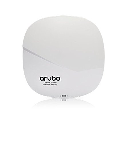 Aruba Instant IAP-325-US Wireless Network Access Point JW327A (802.11ac, 4x4 MIMO, Dual Band Radio, Integrated Antennas, Business Class Enterprise)