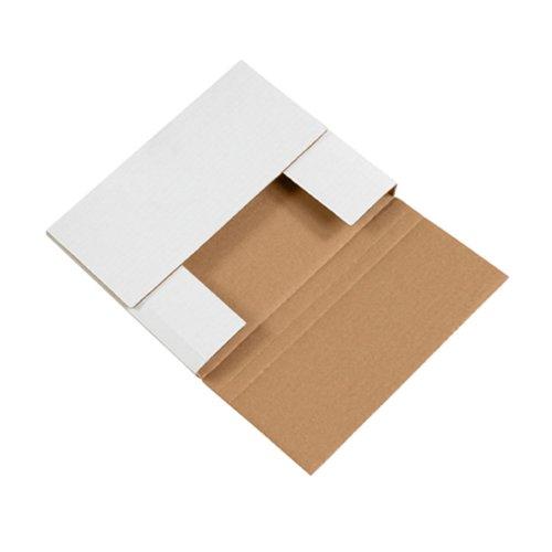 (Aviditi M1081 Corrugated Easy-Fold Mailer, 10-1/4