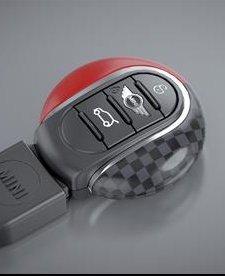 Mini Cooper John Cooper Works Pro Key Fob with NFC