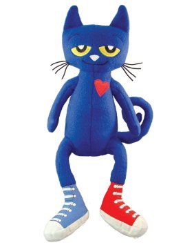 Merry Makers Pete the Cat Plush Doll