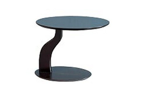 Forzza Nancy Side Table(Wenge)