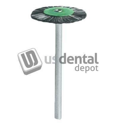 KEYSTONE - ABBOTT ROBINSON HP Mounted Brushes #9 Soft - 14mm - 144pk - 034-1170010 Us Dental Depot