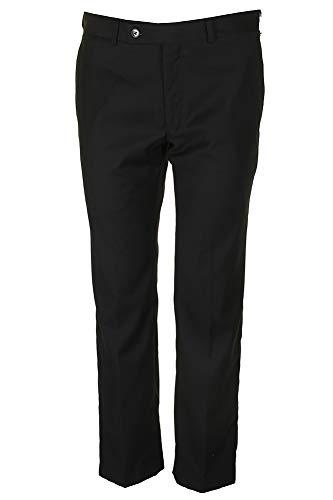 Calvin Klein Men's Modern Fit Suit Separate (Blazer Pant), Black 33/30 ()