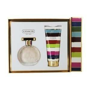 Coach Legacy 2-piece Gift Set-1.7 oz EDP Spray + 5 oz Body Lotion (Discontinued Item/ Very Hard to find)