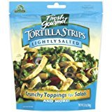 Fresh Gourmet Tortilla Strips, Lightly Salted, 3.5 ct