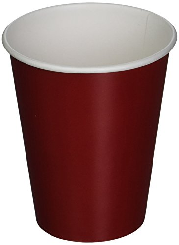 Creative Converting 563548 HOT/Cold Cups, 9 oz, Classic Red]()