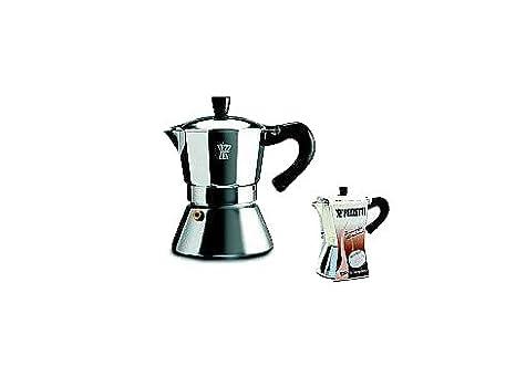 Amazon.com: Pezzetti: BELLEXPRESS 3-cups Moka para inducción ...