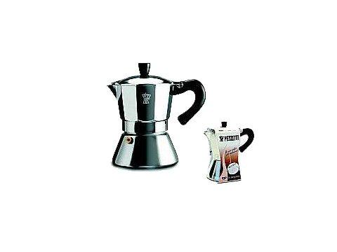 Pezzetti: BELLEXPRESS 6-cups Moka para inducción) [Importación italiano]