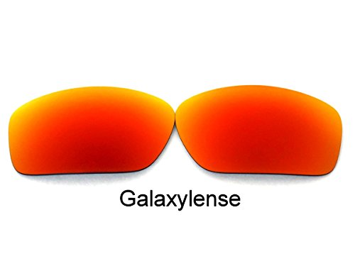 Galaxy Replacement Lenses For Oakley Valve Red Color - Valve Replacement Lenses Oakley Polarized