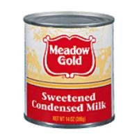 UPC 652729101140, Meadow Gold Sweetened Condensed Milk 14oz.