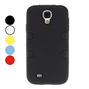 Buy Detachable Simple Design Hard Case for Samsung Galaxy S4 I9500 (Assorted Colors) , White