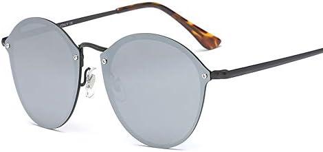 CDKET メンズファッションサングラス、メタル、ヴィンテージ、偏光、ラージフレーム、UVプロテクション CDKET (Style : 3)