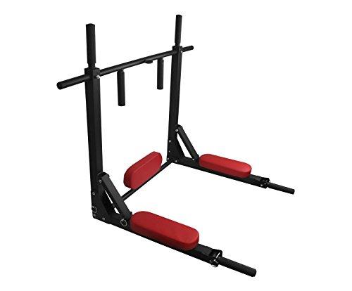 Barra Para Dominadas 8 En 1 Gym Abdominales Pared Plegable