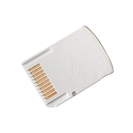 Adaptador profesional de tamaño pequeño versión 5.0 SD2VITA para ...