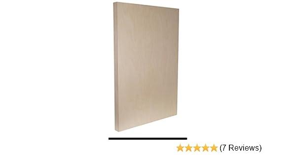 Co Sunbelt Mfg multiple sizes 6 pack of 2 deep Cradled painting Panels. 11x14x2