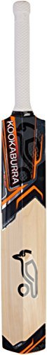Kookaburra Kid's Onyx 200 Cricket Bat - Orange, Size 5 by Kookaburra by Kookaburra
