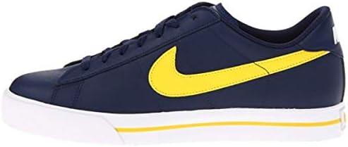 Ligadura Incienso Alas  Amazon.com   Nike Sweet Classic Leather - Midnight Navy/Yellow   Shoes