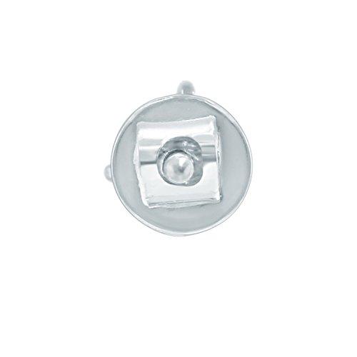 Giantti Diamant Boucle d'oreilles pendantes Femme (0.12CT, VS Clarté, Gh-colour)