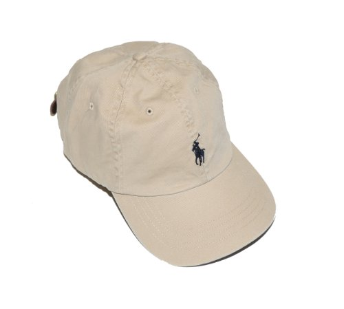 Polo Ralph Lauren Sports Pony Logo Hat Cap  One Size  Nubuck