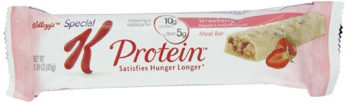038000000119 - Special K Protein Bar, Strawberry (1.59-Ounce), 8-Count Bars (Pack of 2) carousel main 0