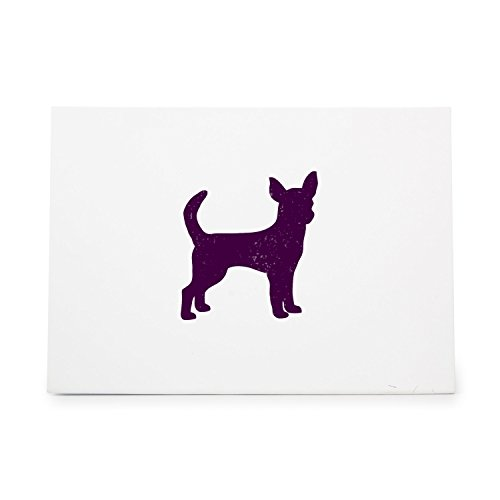 Chihuahua Dog 239 Rubber Stamp Shape great for Scrapbooking, Crafts, Card Making, Ink Stamping Crafts