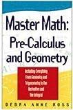 Master Math Pre Calculusgeometry P