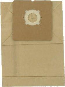 5 bolsas de aspiradoras en papel Moulinex Gimini: Amazon.es: Hogar