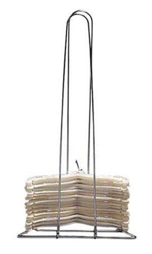 New Clothes Coat Standing Hanger Stacker Organizer Storag...