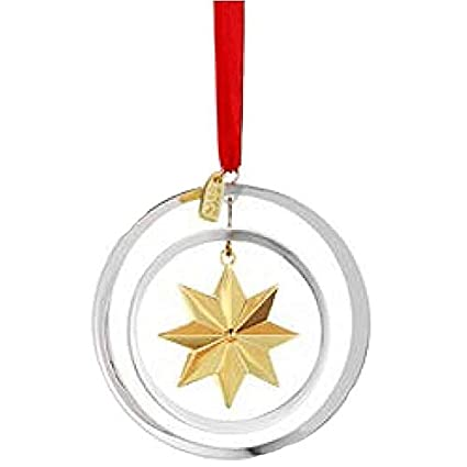 Nambe Holiday Annual Christmas Ornament 2018 - Amazon.com: Nambe Holiday Annual Christmas Ornament 2018: Home & Kitchen