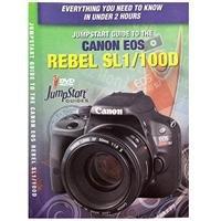JumpStart Video Training Guide on DVD for Canon SL1 Digital Camera