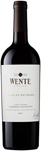 Wente Vineyards Charles Wetmore Single Vineyard Cabernet Sauvignon 750 mL