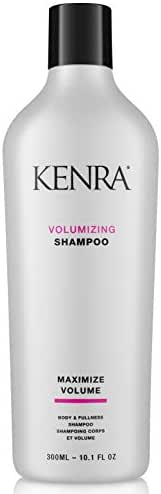 Shampoo & Conditioner: Kenra Volumizing