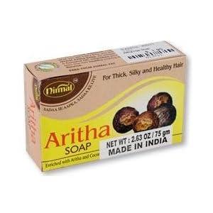 Nirmal Aritha Hair Soap 2.62 oz bar 66
