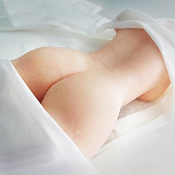 Soft Lifelike Skin, 3D Aircraft Cup Real Skin Feeling Stimulation Silicone Big Ass Butt with R-ealistic Vagina Pussy Anal Products Toys Best Male Masturbators 3D Realistic Flesh Tshirt by jiemixun (Image #2)