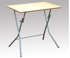 8-3920-02 折りたたみテーブル 750×500(175)×700(870)mm   '3932 B073F4K2Q6