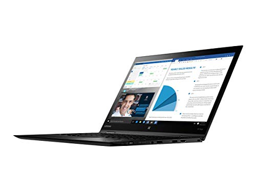 "Lenovo Thinkpad X1 Yoga 3rd Gen 20LD001FUS 14"" HDR WQHD (2560x1440) Touchscreen 2-in-1 Ultrabook - Intel Core i7-8650U Processor, 16GB RAM, 512GB PCIe SSD, Windows 10 Pro from Lenovo"