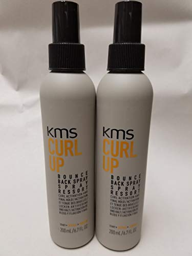 KMS Curl Up Bounce Back Spray 6.7 oz. Pack of 2