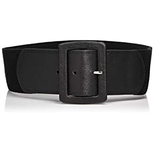 Calvin Klein Women's Linen Stretch Belt