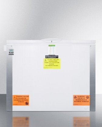 Summit VLT1250 12.2 Cu. Ft. White Chest Freezer